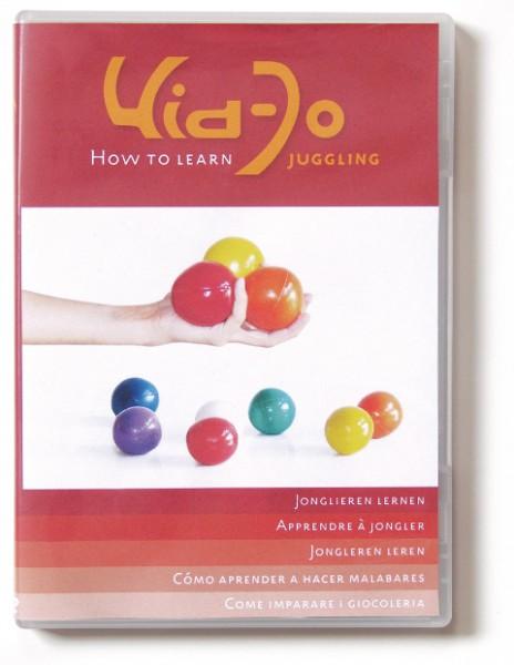 Kid-Jo DVD (Jonglieren lernen)