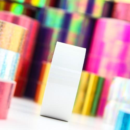 Top Flight Tape - Rainbow transparent
