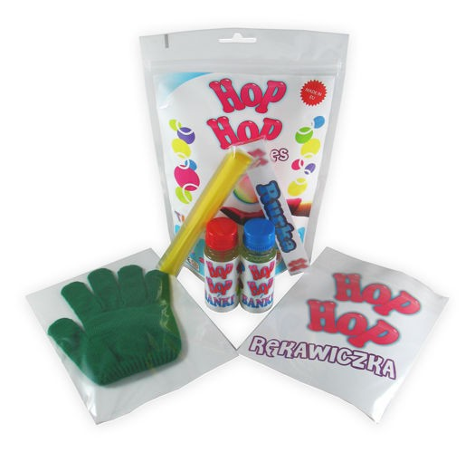 Hop Hop Bubbles