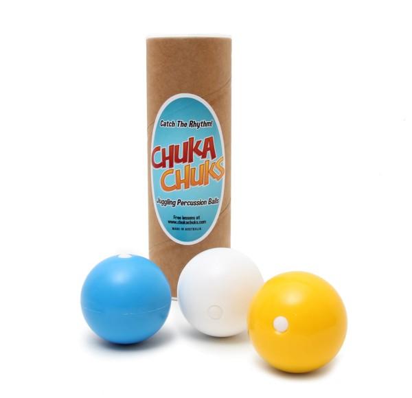 Chuka Chuks (Set mit 3 Bällen)