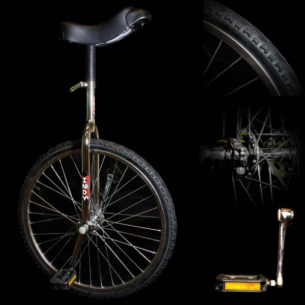 "INDY 24"" Einrad - Trainer"