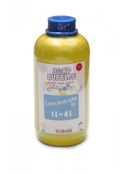 Seifenblasen-Konzentrat 1=4