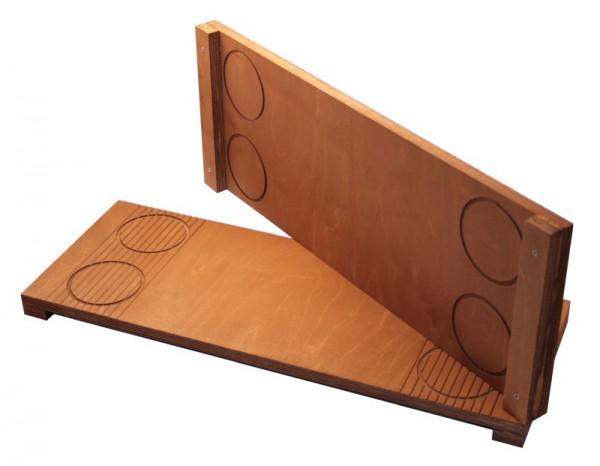 Rola-Bola, Board (Play)