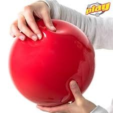 PLAY Gymnastik-Ball 400 g, für Spinning
