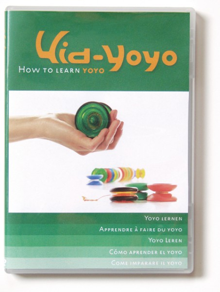 Kid Yoyo (Lern-DVD)